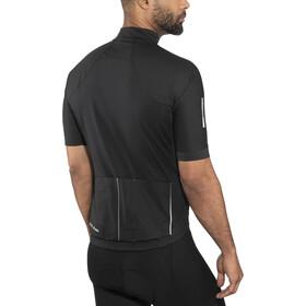 PEARL iZUMi Pro Pursuit Wind Shortsleeve Jersey Herren black/black
